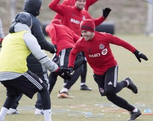 Some familiar names missing as MLS champion Toronto FC opens training camp